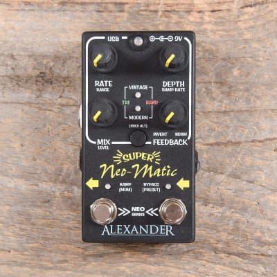 Alexander Pedals Super Neo-Matic Delay Modulator