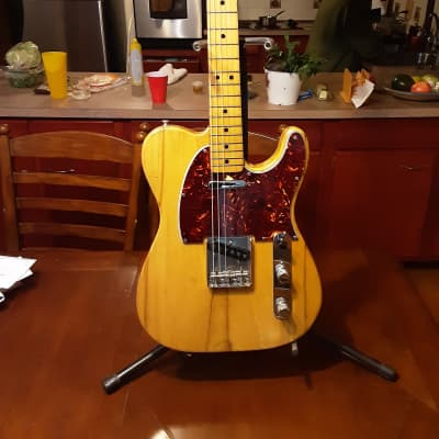 Fender Telecaster early 1976 Natural Player for sale