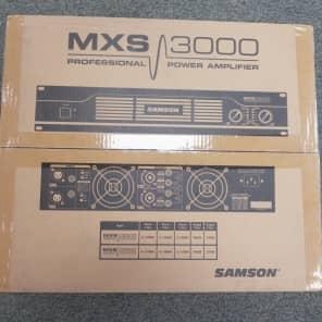 Samson MXS3000 Power Amp