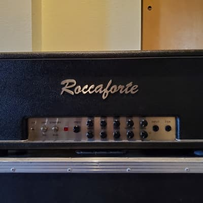 Roccaforte Jenelle 80/100 100-Watt Head w/Road Case for sale