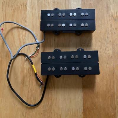 Fender Blacktop Precision Bass Humbuckers