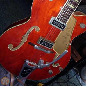 Gretsch 6120 Chet Atkins Orange 1957