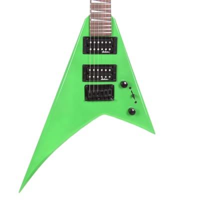 Jackson JS1X Randy Rhoads Minion Neon Green for sale
