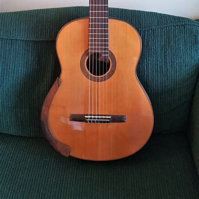 2005 Boguslaw Teryks Grand Concert, Double-Top Guitar, Op 118 for sale