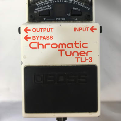 Used Boss Tuner TU-3 for sale