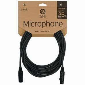 Planet Waves PW-CMIC-25 Classic Series XLR Male to Female Mic Cable - 25'