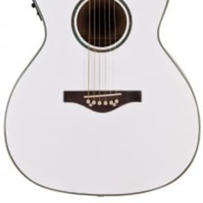 DAISY ROCK WILDWOOD ARTIST ELECTRO ACOUSTIC - PEARL WHITE for sale