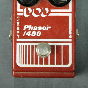 DOD Phaser 490 great old school phase shifter for sale