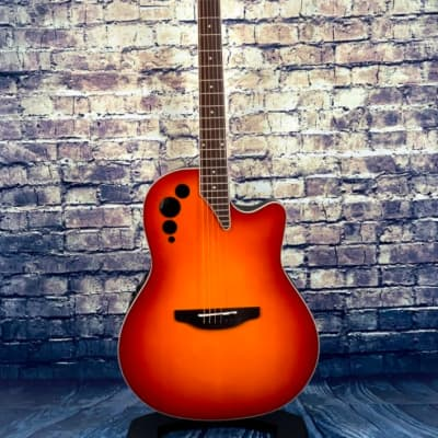 Applause  AE48-1I Elite SS  Honey Burst Satin for sale
