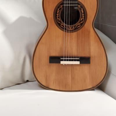 Telesforo Julve. Old guitar. Guitarra antigua for sale