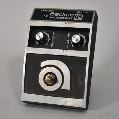 1969 Ampeg SC-1 Scrambler Fuzz Octave Effect Pedal
