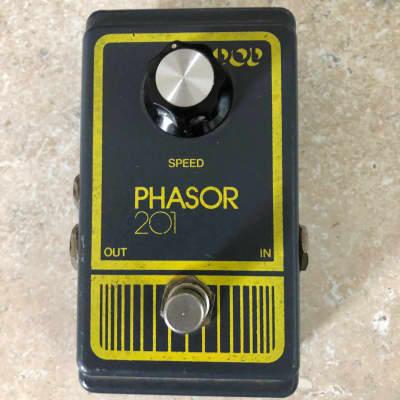 DOD Phasor 201 Phaser Vintage Grey 1970's for sale