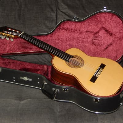 MADE IN 1985 - YUKINOBU CHAI NA30 - HIGHEST GRADE ALTO/REQUINTO CONCERT GUITAR for sale