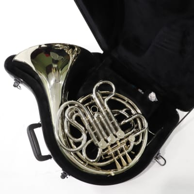C.G. Conn Model 8D 'CONNstellation' Professional Double French Horn SN 526505
