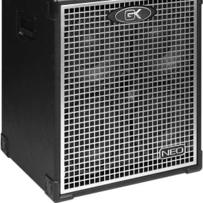 Gallien-Krueger NEO410/8 Bass Speaker Cabinet, 4x10