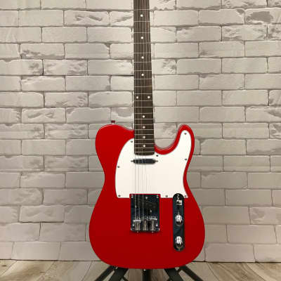 Nashville Guitar Works NGW120RD red