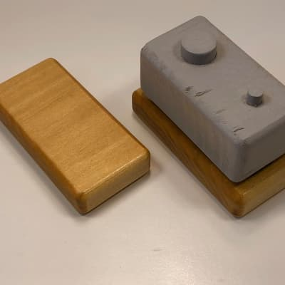 Stomp Riser Mini 2 Pack - Summer Oak Stain by KYHBPB - Available Now!