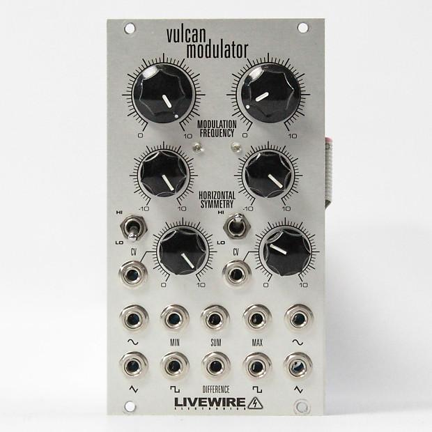 Livewire Electronics Vulcan Modulator Dual LFO Eurorack | Reverb