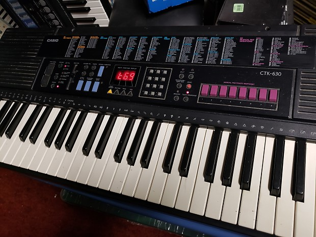 Casio Keyboard 1990