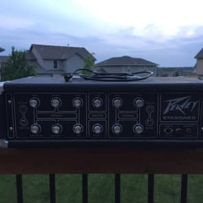 Peavey Standard Series 260H 130-Watt Guitar Head