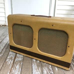 Silvertone Model 1346 Twin Twelve 50-Watt 2x12 Guitar Combo
