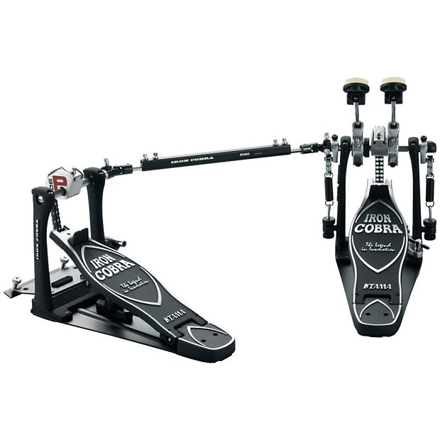 tama hp900psw iron cobra coil power glide double pedal with reverb. Black Bedroom Furniture Sets. Home Design Ideas