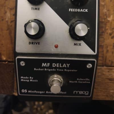 Moog Minifooger MF Delay V2