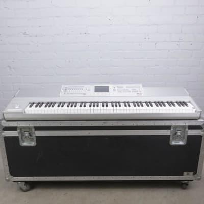 Korg M3 Expanded 88 Key Workstation Sampler Keyboard Needs Repair #40715
