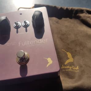 Jersey Girl, JGHG Fulltender Overdrive #1612, Guitar Effects Pedals, Homemade for sale