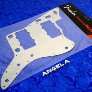 Genuine Fender Jazzmaster Thin Aluminum Pickguard Shield 0054452149