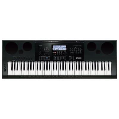 Casio WK-7600 76-Key Portable Workstation Keyboard