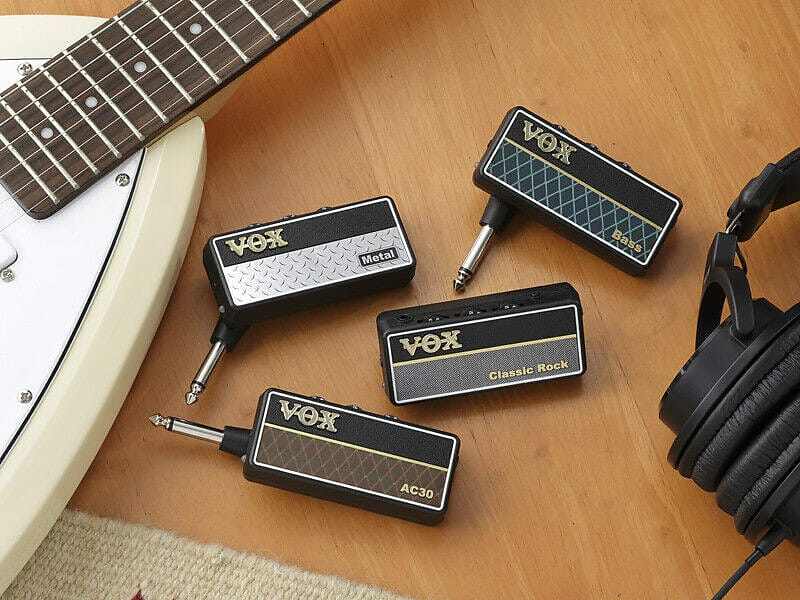 Bass AP2-BS Vox Amplug 2 - New /& Improved 2015 Model