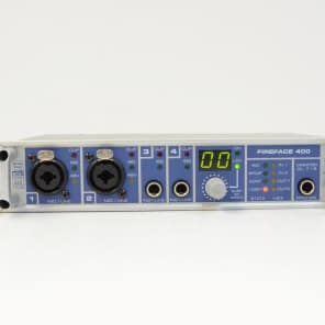 RME Fireface 400 Audio Interface