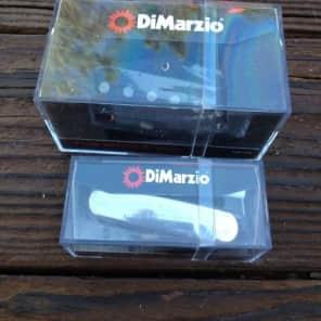 DiMarzio True Velvet T Set w/ Chrome Cover DP178 & DP177 Telecaster