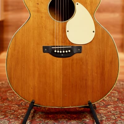 Kay K27 Vintage Jumbo Acoustic Guitar w/Case - Pre-Owned for sale