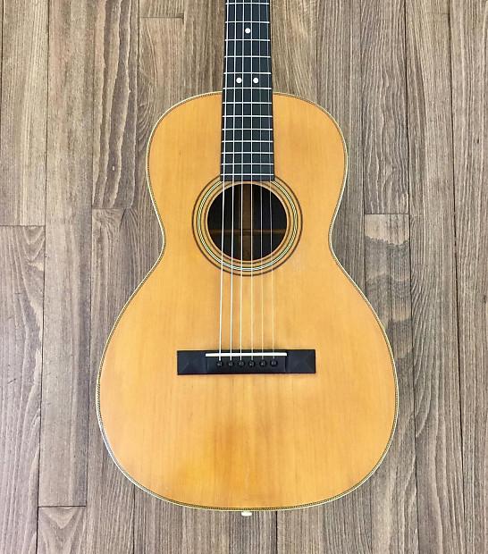 1895 Martin O-28 Parlor Guitar
