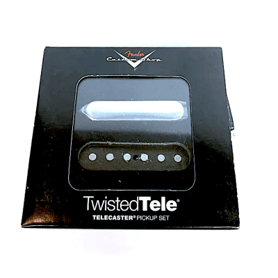 Fender 099-2215-000 Custom Shop Twisted Tele Pickup Set