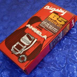 "Genuine Bigsby B5 ""Bigsby"" Logo Vibrato Kit For Fender Telecaster 0868013002"