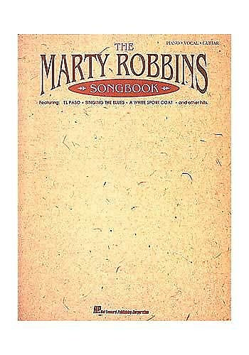 The Marty Robbins Songbook P V G My Music Life Reverb