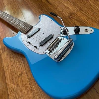 Fender Mustang 1966 Reissue California Blue MIJ 2015 for sale