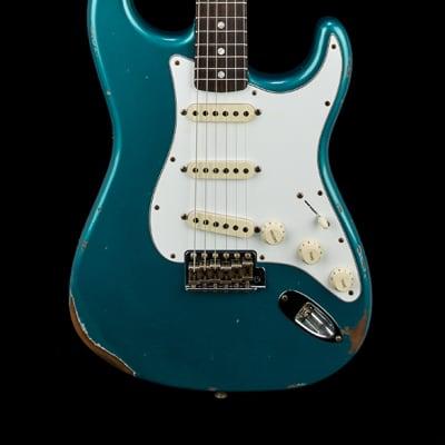Fender Custom Shop Empire 67 Stratocaster Relic - Ocean Turquoise #52013 for sale