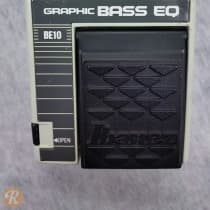 Ibanez BE10 Graphic Bass EQ 1980s Gray image