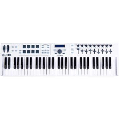 Arturia Keylab 61 Essential Keyboard Controller with Full Function DAW Control NEW