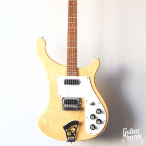 Rare American Rickenbacker 480 1973 Natural for sale