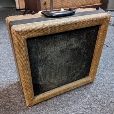 Valco Supro Supreme / Dwight Chicago 51 Guitar Amplifier 1960 Lacquered Tweed -- SERVICED! for sale