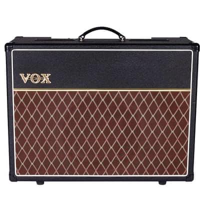 Vox AC30S1 30W 1x 12 Tube Guitar Combo Amp, Black