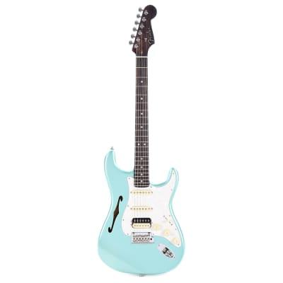 Fender Rarities Series Thinline Stratocaster HSS