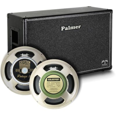 Palmer CAB 212 V30 GBK OB guitar cabinet for sale