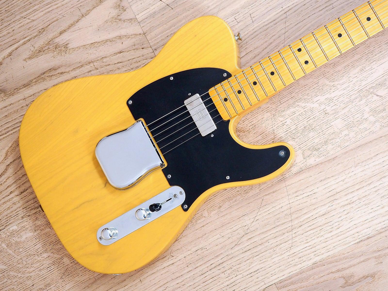 Gran roble Amoroso Pulido  2011 Fender Vintage Hot Rod '52 Telecaster Butterscotch, American Vintage  w/ohc