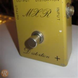 MXR Distortion + 1976